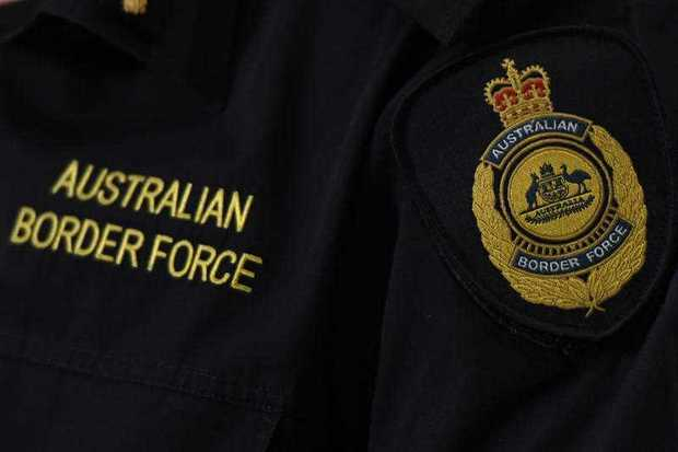 SIGN OF SECURITY: The Australian Border Force play a vital role n protecting our country.