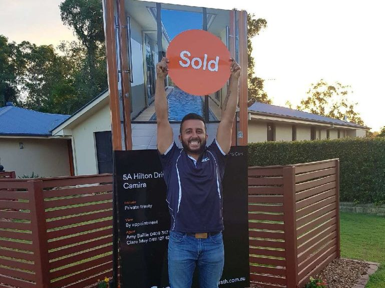 SOLD: Elia Youssef bought a home on Hilton Drive Camira for $830,000.