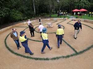 Labyrinth Hervey BayBotanic Gardens
