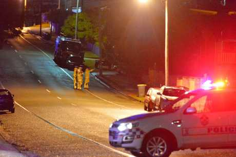 EMERGENCY DECLARED: Auckland St has been closed between Walsh St and Bonar St.