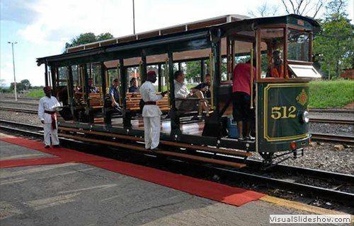 Nambour could still get a tram.