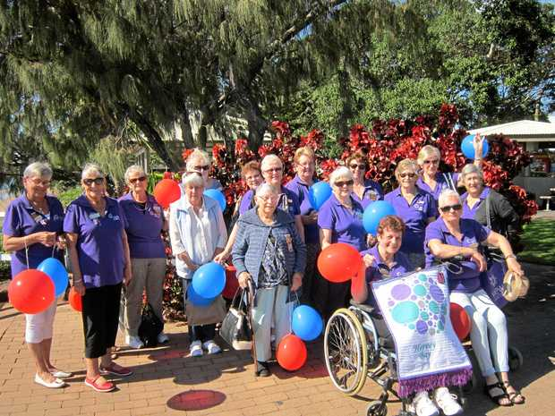 LETS GET ACTIVE: Hervey Bay VIEW Club June social Walk for View at Scarness.
