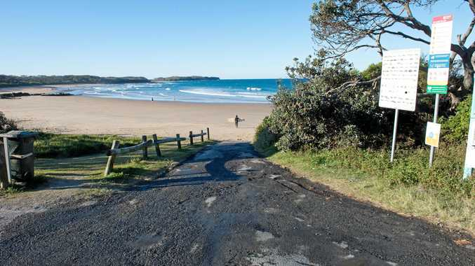 FUTURE UNKNOWN: Emerald Beach boat ramp and foreshores.