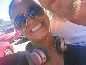 Drink-driver hits car, flattens mailbox, blames partner