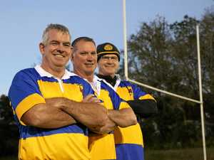Gympie's Old Boys take to the paddock