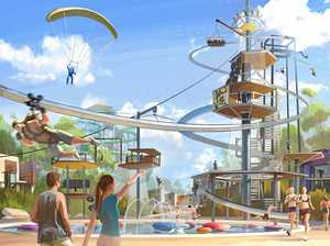 Construction to begin on $450m Coast theme park