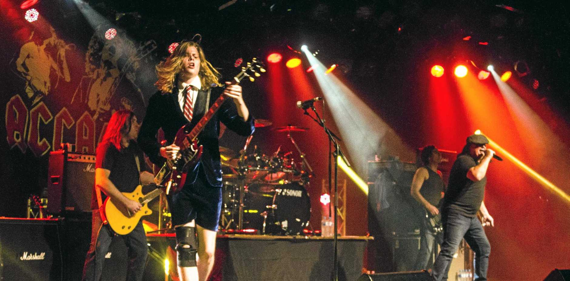 Australia's Internationally Accliamed AC/DC Show ACCA/DACCA is heading to the Clarence for one big night.