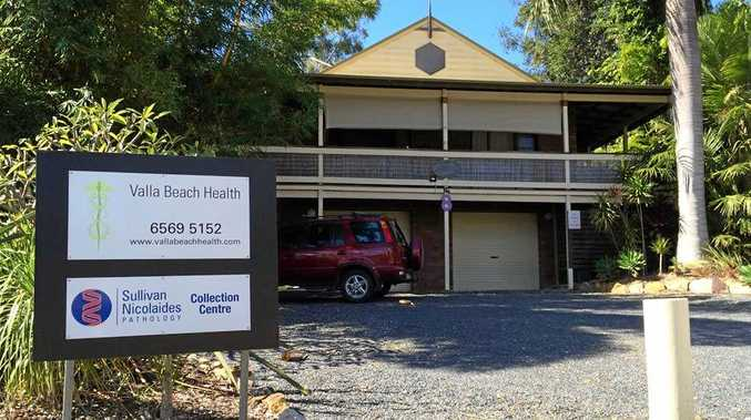 NEW MONEY: A federal grant will see new equipment installed at Valla Beach Health Centre.