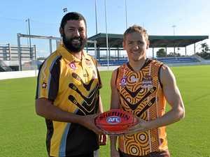 Hawks lead AFL Mackay's Indigenous round