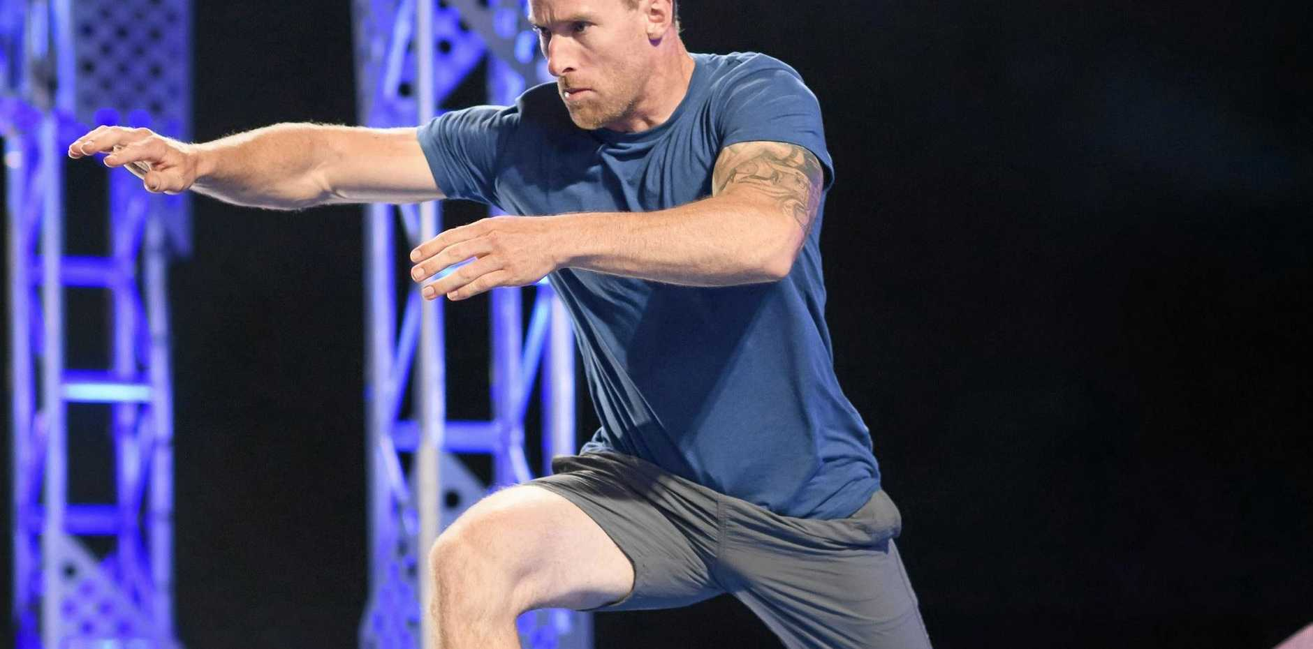 Michael Nass appears on Ninja Warrior. He is from Toowoomba.