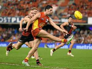 Rischitelli back in Suns line-up after long injury lay-off
