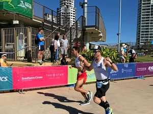 Pain no barrier for Redman in Bravehearts 777 Challenge