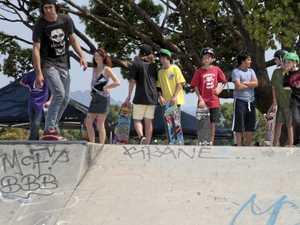 Skaters set to make a rukkus