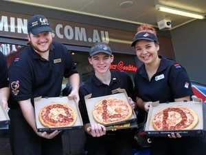SATURDAY: Where you can get cheap pizzas in Gympie
