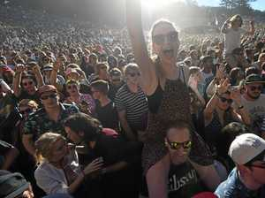 Packing for Splendour? Here's the weather forecast