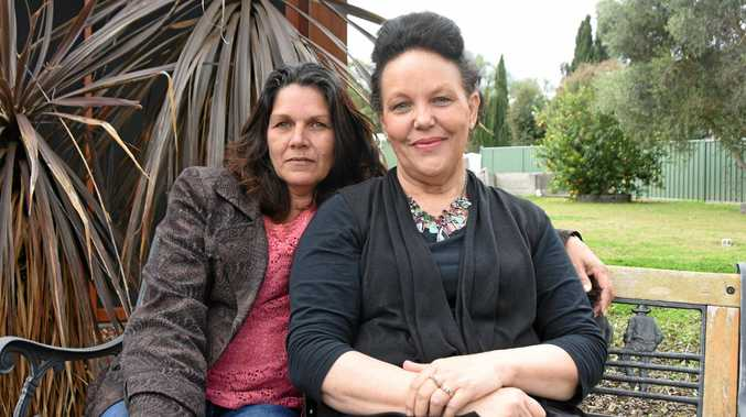 SEEK SUPPORT: Cheryl Beale (left) and Valerie White believe starting conversations is vital to assisting those at risk of suicide.