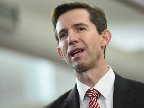 Minister for Education and Training Simon Birmingham said religion had no place in the law.