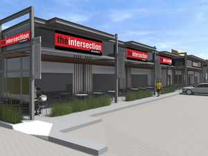 What's holding up Toowoomba's latest fast-food precinct