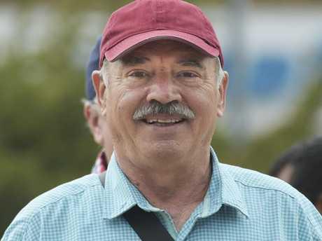 Clive Palmer's father-in-law Alexander Sokolov.