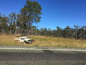 BREAKING: Young man dies in Bruce Hwy crash tragedy