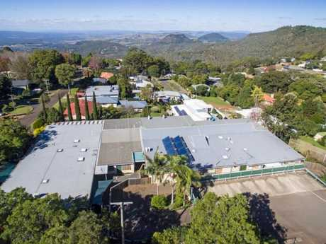 Bupa Toowoomba's old facility overlooking the Great Dividing Range is now for sale, with an expressions of interest period running through Ray White Commercial.