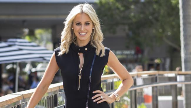 Roxy Jacenko's new Instagram post suggests she's getting married — again.