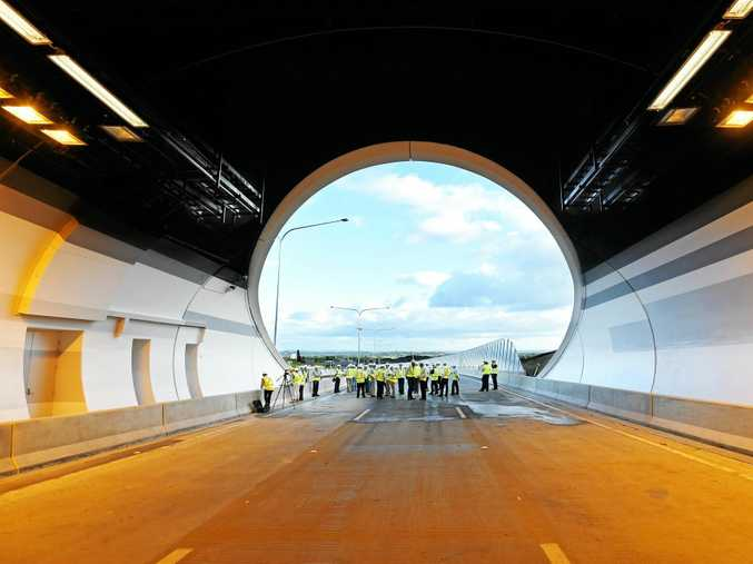 The St Helena Tunnel on the Pacific Highway will be closed tonight and tomorrow night.