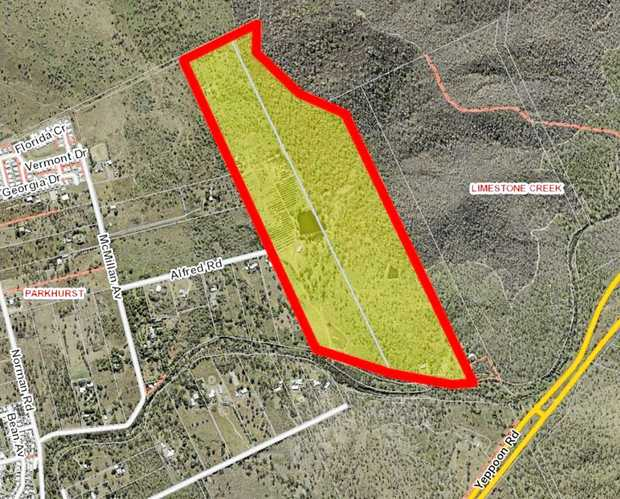 A subdivision at Parkhurst will provide large rural-style lots with the convenience of being close to town.