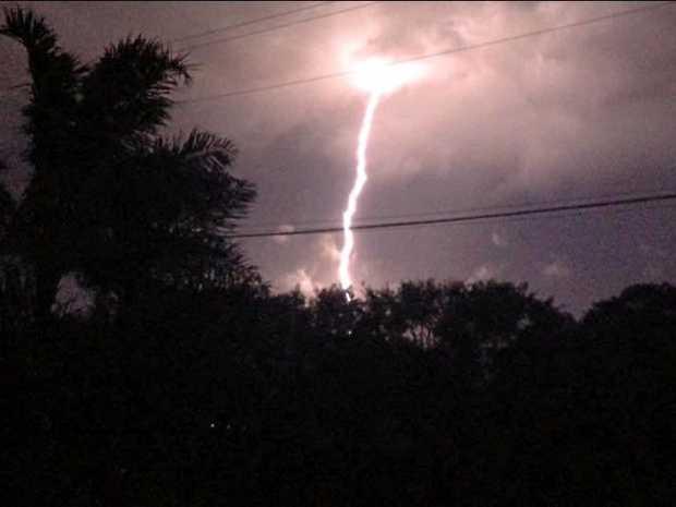 Lightning Strike Generic.