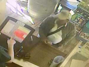 Thief tricks staff, steals hundreds from Ipswich restaurant