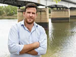 LNP's nominee sees the benefits of building South Rocky flood levee