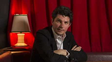 Portrait of former Greens Senator, Scott Ludlam, who resigned on Friday after he was found to be ineligible, as he holds New Zealand citizenship. pictured in Northbridge, Perth. 15 July 2017