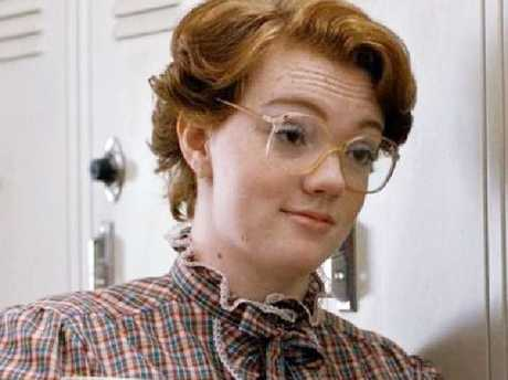 Shannon Purser played Barb in Stranger Things.