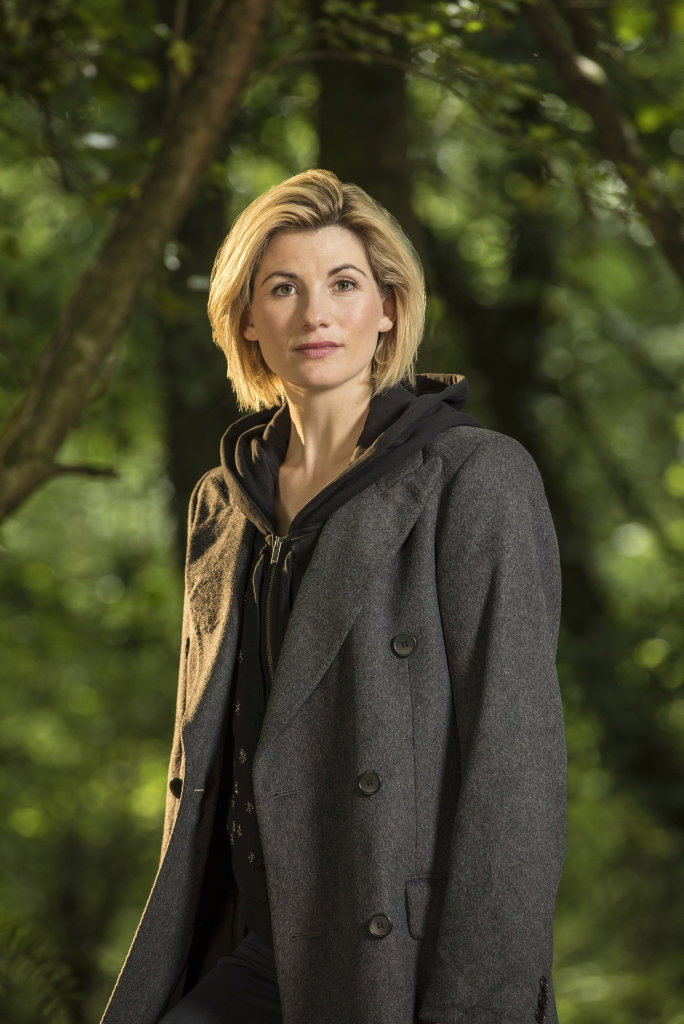 Jodie Whittaker will be the new Doctor Who.