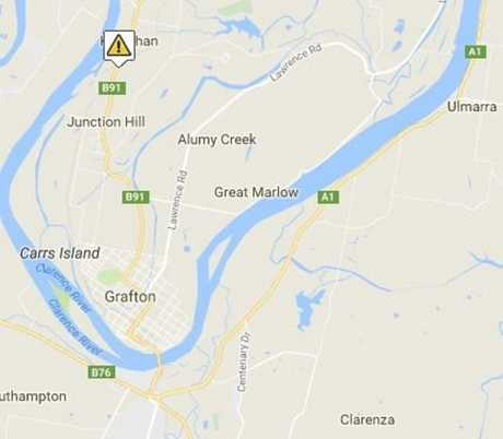 The Summerland Way is closed in both directions due to an incident involving a truck on Monday, 17th July, 2017.