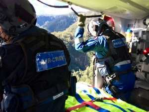 UPDATE: Man walked out of national park by paramedics