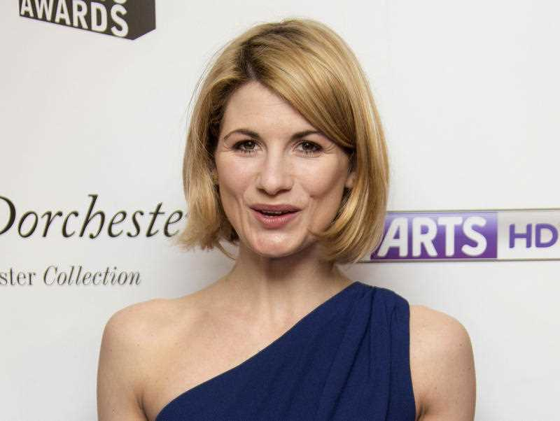 Jodie Whittaker is the next star of the long-running science fiction TV series