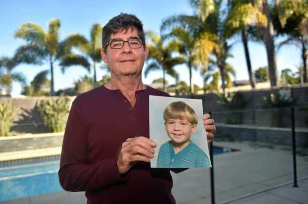 FULL CIRCLE: Jim Cuthbertson hopes everyone will consider becoming an organ donor because you never know if you or your family will one day become a recipient.
