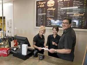New city cafe makes three for busy Toowoomba man