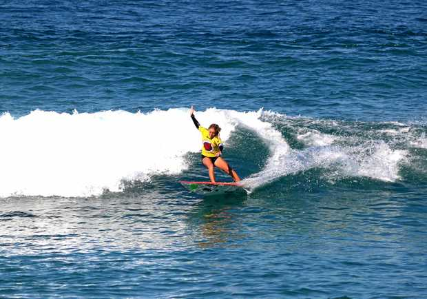 Tweed Heads surfer Alyssa Lock will compete in the Australian Surfing Festival from July 28 to August 14.