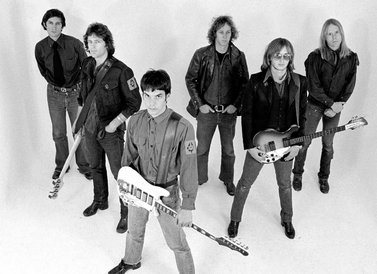RADIOS REAPPEAR: Classic Australian rock band Radio Birdman is back in the news.