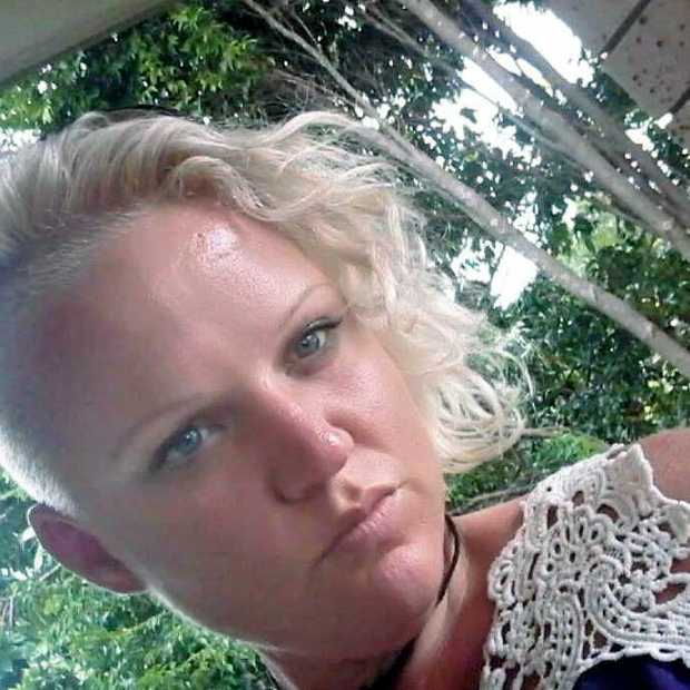 Rhiannon Sue Cabban, 35, appeared in Mackay Magistrates Court, pleading guilty to failing to stop for police, stealing, supplying dangerous drugs (cannabis), possessing dangerous drugs and possessing drug utensils.