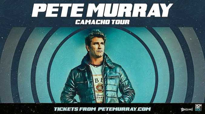 Pete Murray is set to perform in Coffs Harbour on Wednesday, July 26.