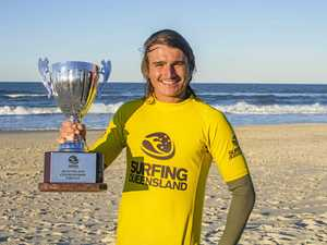 Famous name creating a surfing dynasty