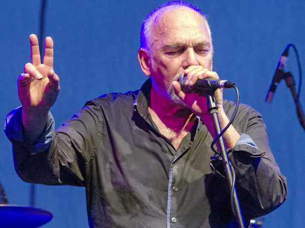 Joe Camilleri will perform at the Day on the Bay music festival in Brighton on October 7.