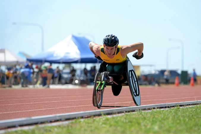 Rheed McCracken won silver at the World Para-Athletic Championships in London.