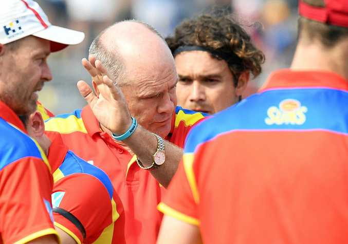 Rodney Eade may only have six games left in charge of the Suns.