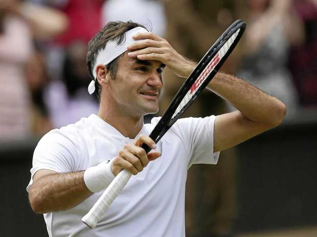 Tennis star, Roger Federer is a stand-out example encouraging men to express how they are feeling.