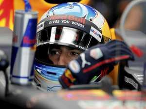 'Crazed' Ricciardo turns in stunning British GP effort