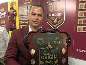Rocky coach helped mastermind Qld's Origin victory